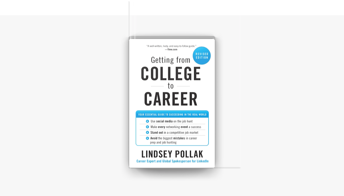 Getting from College to Career Revised Edition on Apple Books