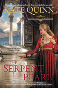 The Serpent and the Pearl - Kate Quinn pdf download