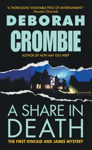 A Share in Death - Deborah Crombie pdf download