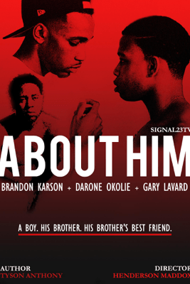 About Him - Tyson Anthony
