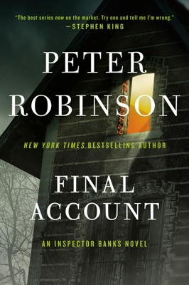 Final Account - Peter Robinson pdf download