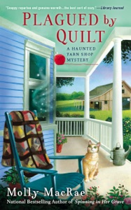 Plagued By Quilt - Molly MacRae pdf download
