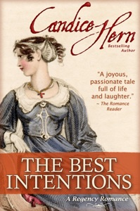 The Best Intentions (A Regency Romance) - Candice Hern pdf download