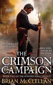 The Crimson Campaign - Brian McClellan pdf download