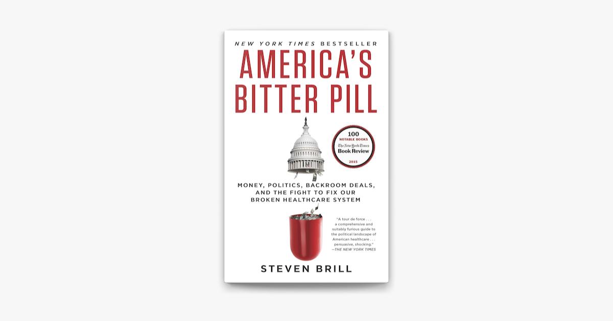 America's Bitter Pill on Apple Books