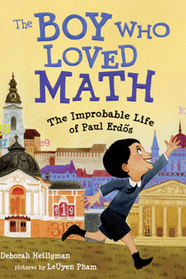 The Boy Who Loved Math - Deborah Heiligman
