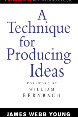 A Technique for Producing Ideas - James Young
