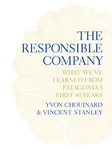 The Responsible Company - Yvon Chouinard & Vincent Stanley pdf download