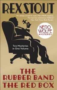 The Rubber Band/The Red Box 2-in-1 - Rex Stout pdf download