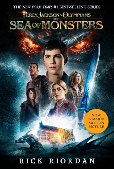 Percy Jackson And The Olympians Book Two The Sea Of Monsters By