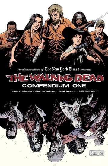 The Walking Dead: Compendium One by Robert Kirkman, Charlie Adlard & Tony Moore PDF Download