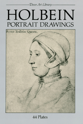 Holbein Portrait Drawings - Hans Holbein