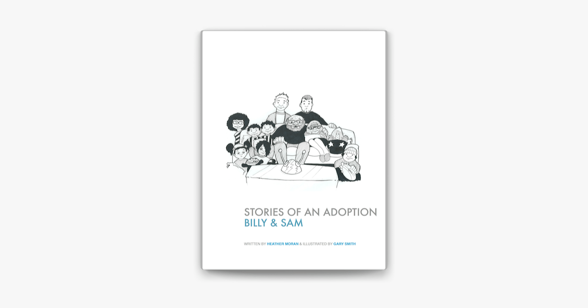 Stories of an Adoption: Billy and Sam Find a New Mum and