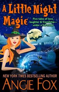 A Little Night Magic - Angie Fox pdf download