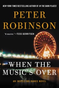 When the Music's Over - Peter Robinson pdf download
