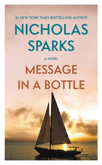 Message in a Bottle by Nicholas Sparks pdf download