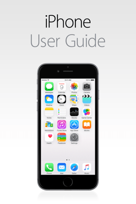 iPhone User Guide for iOS 8.4 - Apple Inc.