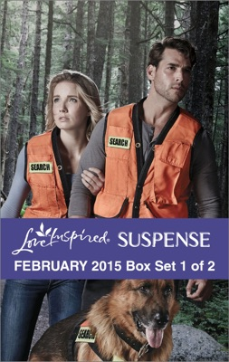 Love Inspired Suspense February 2015 - Box Set 1 of 2 - Margaret Daley, Lisa Harris & Maggie K. Black pdf download