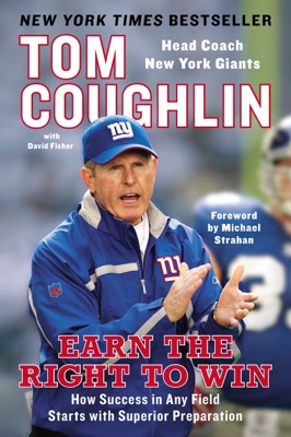 Earn the Right to Win - Tom Coughlin & David Fisher pdf download