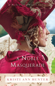 A Noble Masquerade (Hawthorne House Book #1) - Kristi Ann Hunter pdf download