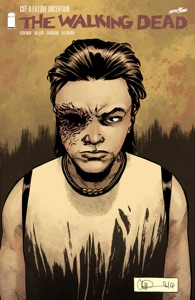 The Walking Dead #137 - Robert Kirkman, Charlie Adlard, Stefano Gaudiano & Cliff Rathburn pdf download