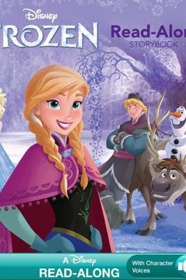 Frozen Read-Along Storybook - Disney Book Group