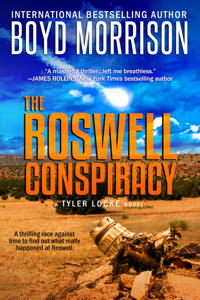 The Roswell Conspiracy - Boyd Morrison pdf download
