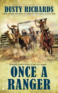 Once a Ranger - Dusty Richards pdf download