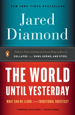 The World Until Yesterday - Jared Diamond pdf download