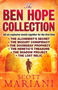 The Ben Hope Collection - Scott Mariani pdf download