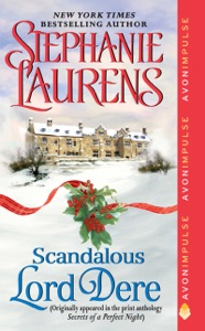 Scandalous Lord Dere - Stephanie Laurens pdf download
