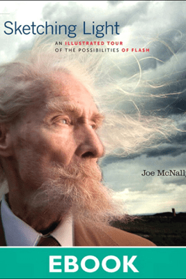 Sketching Light: An Illustrated Tour of the Possibilities of Flash - Joe McNally