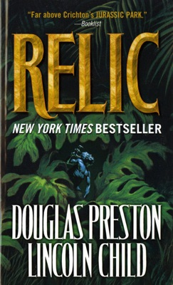 Relic - Douglas Preston & Lincoln Child pdf download