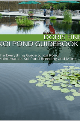Koi Pond Guidebook - Doris Fink