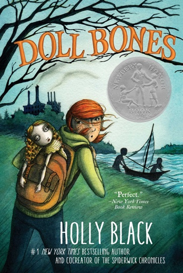Doll Bones by Holly Black pdf download
