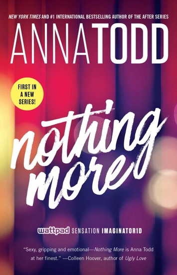 Nothing More by Anna Todd PDF Download