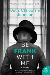 Be Frank With Me - Julia Claiborne Johnson pdf download