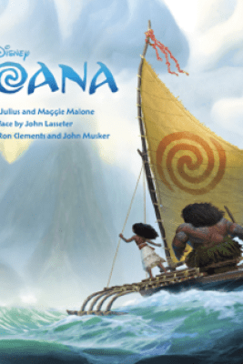 The Art of Moana - Jessica Julius & Maggie Malone
