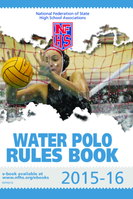 2015-16 NFHS Water Polo Rules Book - NFHS
