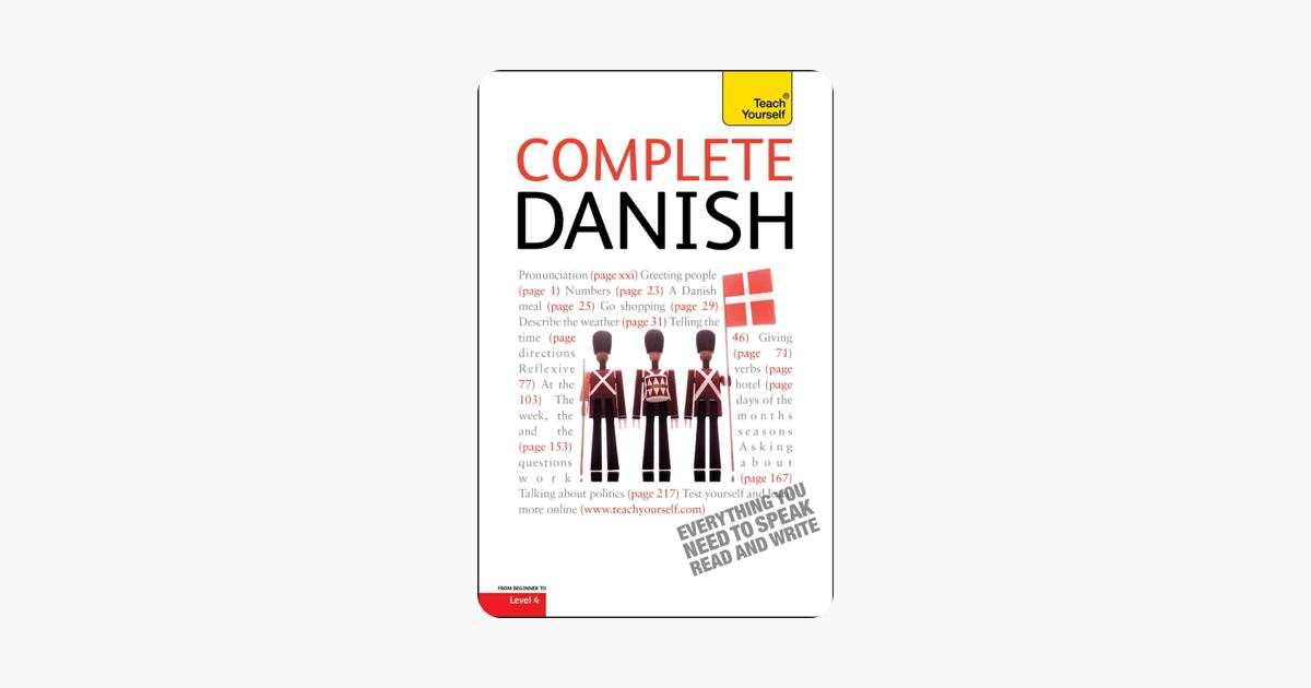 Complete Danish Beginner to Intermediate Course on Apple
