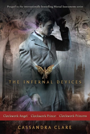 The Infernal Devices by Cassandra Clare PDF Download