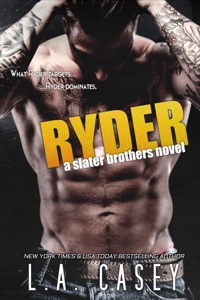Ryder - L.A. Casey pdf download