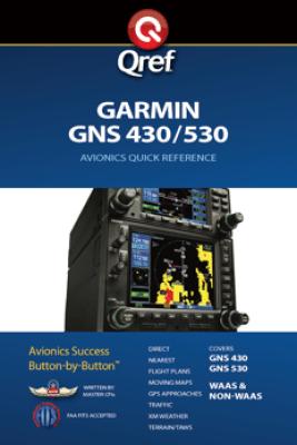 Garmin GNS 530/430 Series Qref Checklist - Bridgette Doremire