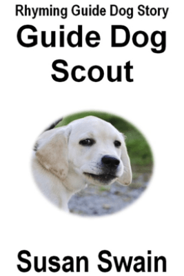 Guide Dog Scout - Susan Swain