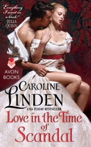 Love in the Time of Scandal - Caroline Linden pdf download