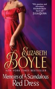 Memoirs of a Scandalous Red Dress - Elizabeth Boyle pdf download