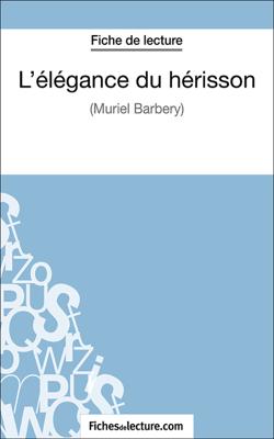 L'élégance du hérisson - Amandine Lilois pdf download