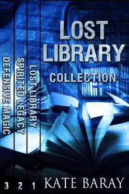 Lost Library Collection: Books 1-3 - Kate Baray pdf download
