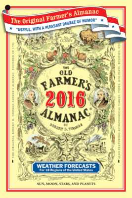 The Old Farmer's Almanac 2016 - Old Farmer's Almanac
