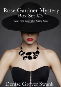 Rose Gardner Mystery Box Set #3 - Denise Grover Swank pdf download